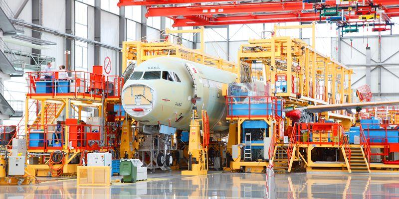 Airbus Werksführung von Globetrotter