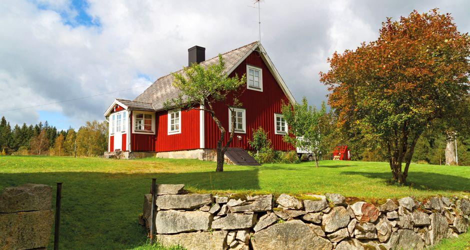 Ferienhäuser - Fotolia 46180892