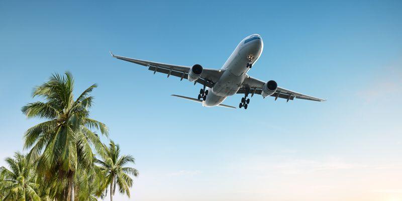 Flüge für Gruppen - Urlaubsflieger Fotolia 3040186