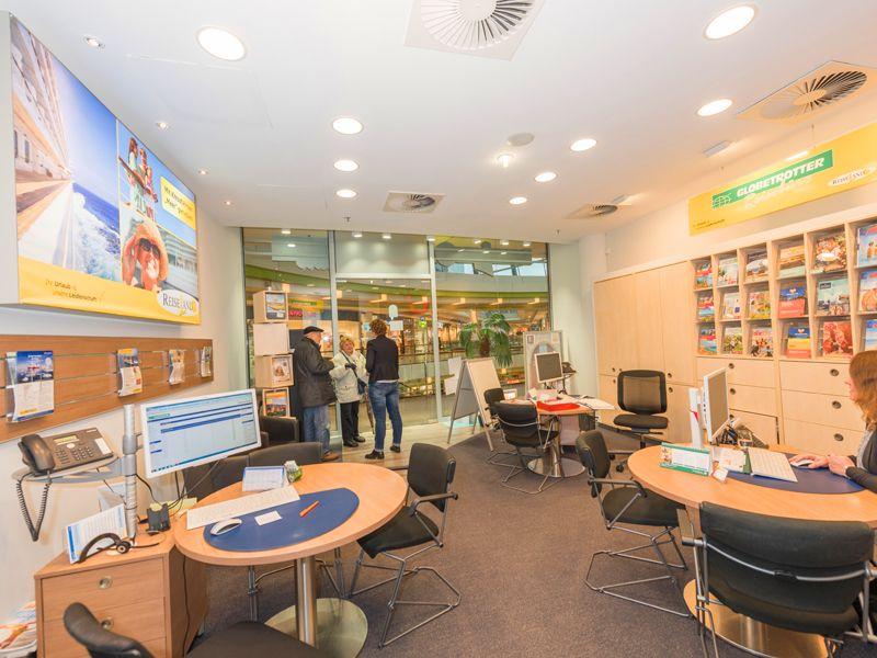 Reiseland Globetrotter Reisebüro Hamburg Harburg im Phoenix Center