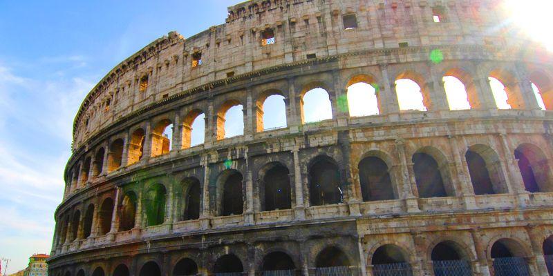 Gruppenreisen Trends - Kolosseum in Rom