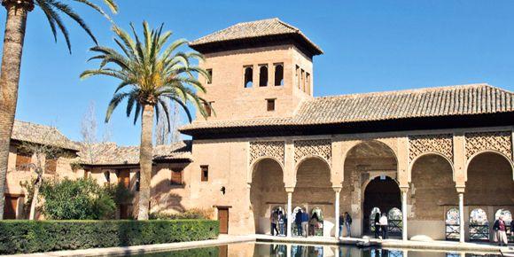 Gruppenreise Klassiker - Alhambra