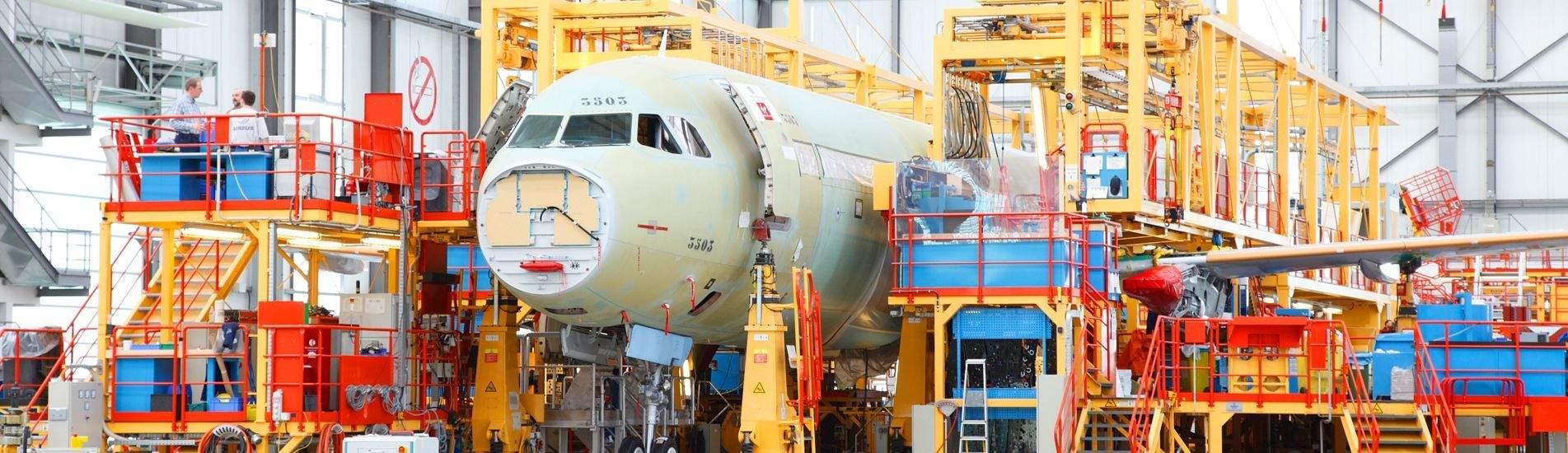 Globetrotter Werksführung - Airbus