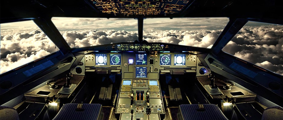 Airbus A320 Flugsimulator your Cockpit